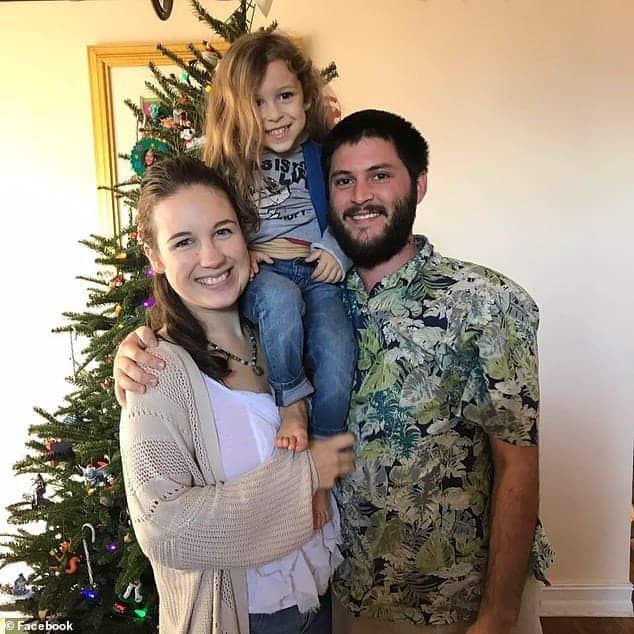 Foto da família de Joshua