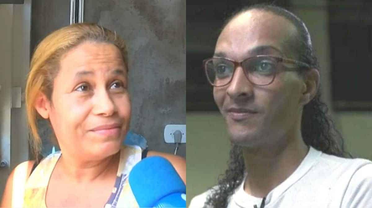Mãe do menino vítima da detenta trans Suzi Oliveira quebrou o silêncio