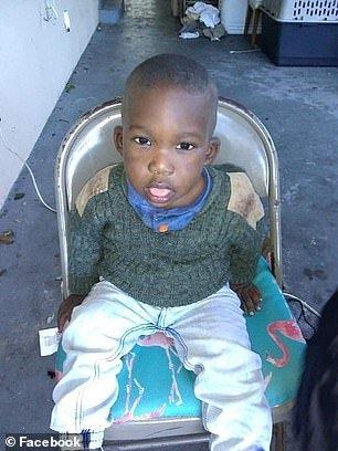 Menino de dois anos que foi esquecido na van da creche