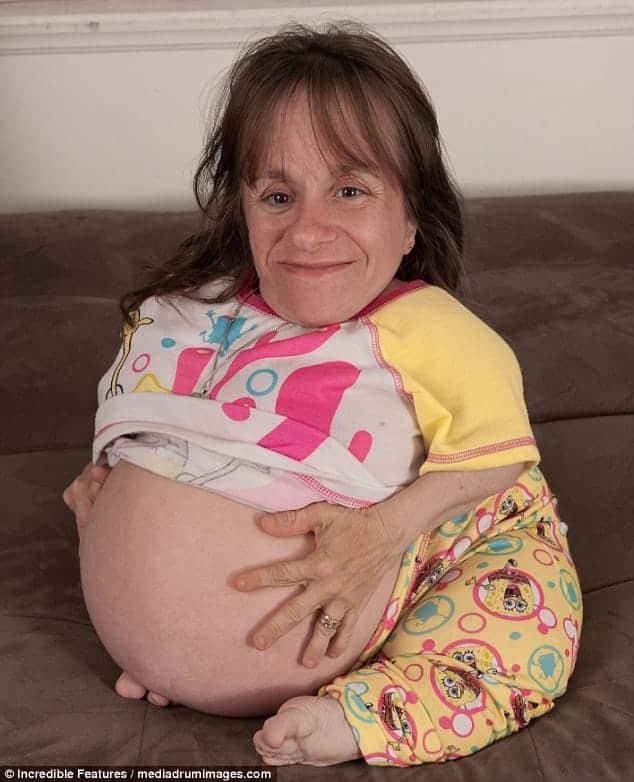 Essa publicação foi da última gravidez de Stacy