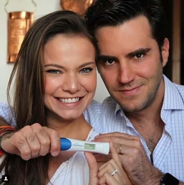 Milena Toscano e Pedro Alcantara estão grávidos