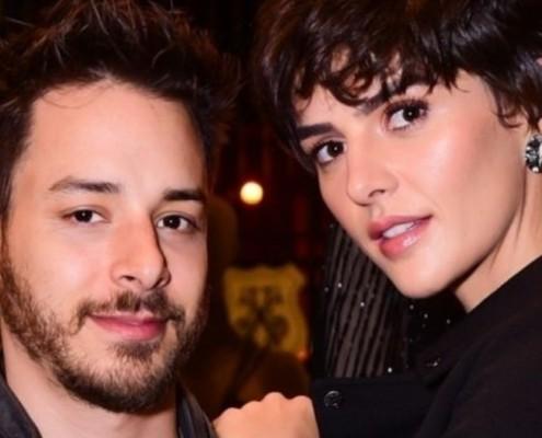 Monica Benini encantou ao posar com seu filho com Junior Lima