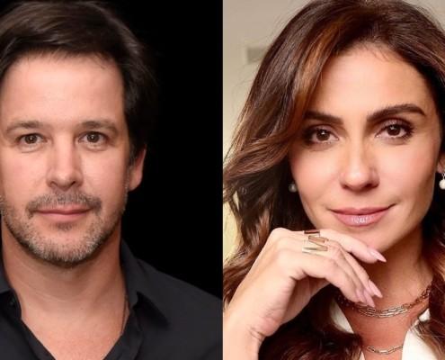 Murilo Benício surpreendeu ao posar com seu filho com Giovanna Antonelli