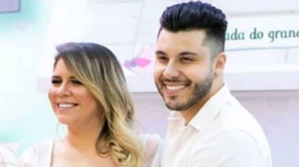 Murilo Huff e Marília Mendonça estão celebrando três meses do filho