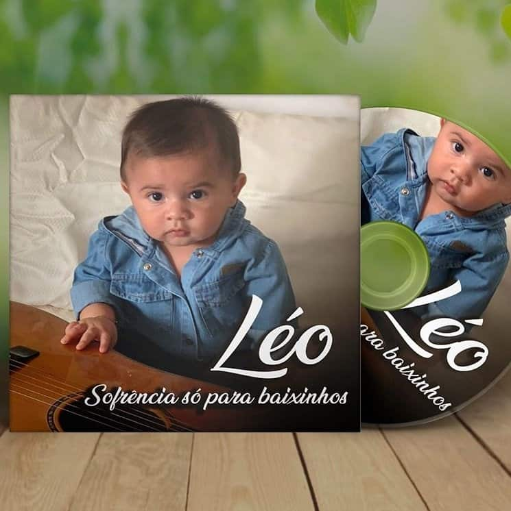 DVD do filho de Murilo Huff e Marília Mendonça