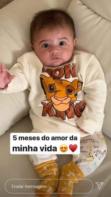 Filho dos cantores Marília Mendonça e Murilo Huff