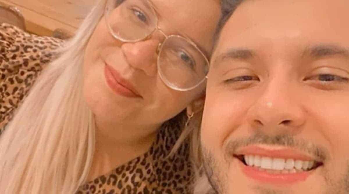 Murilo Huff e Marília Mendonça celebraram 5 meses de seu bebê