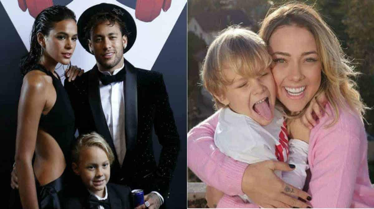Veja o aniversário do filho de Neymar Jr