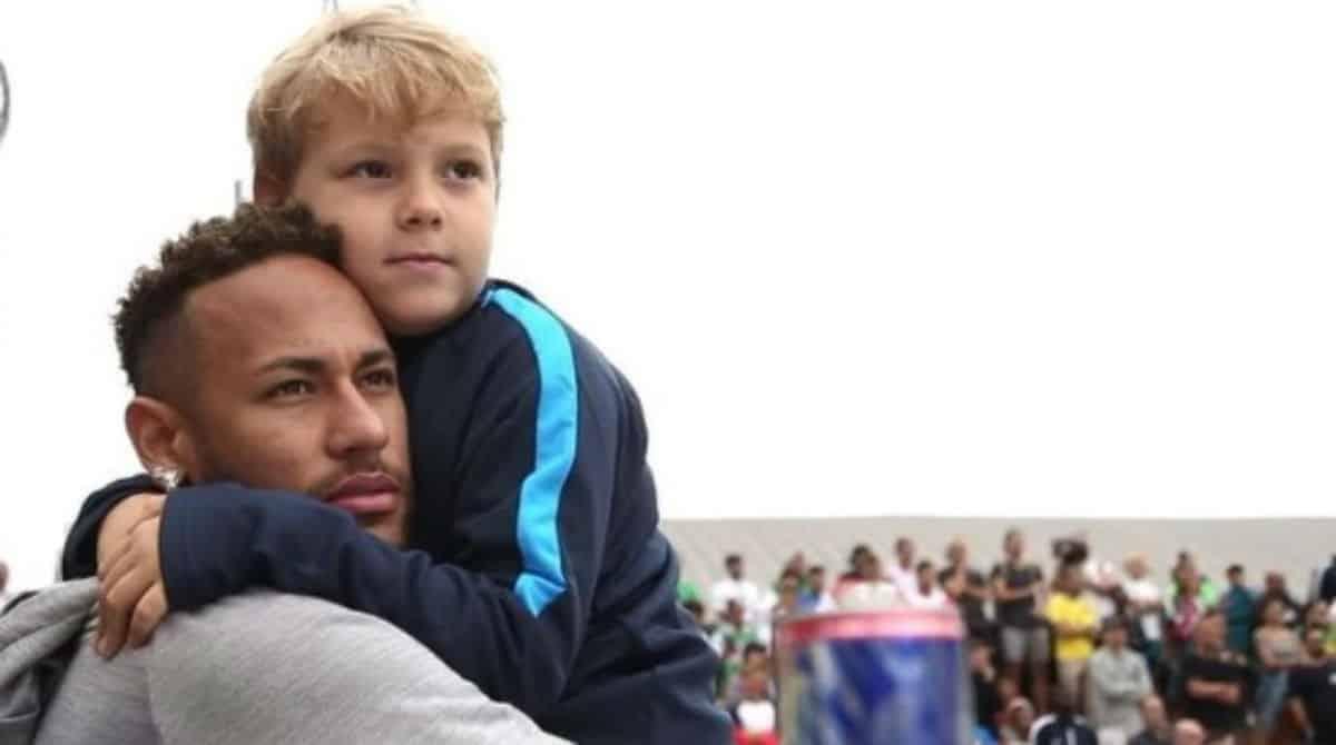 Saiba o que o jogador Neymar Jr disse a seguir