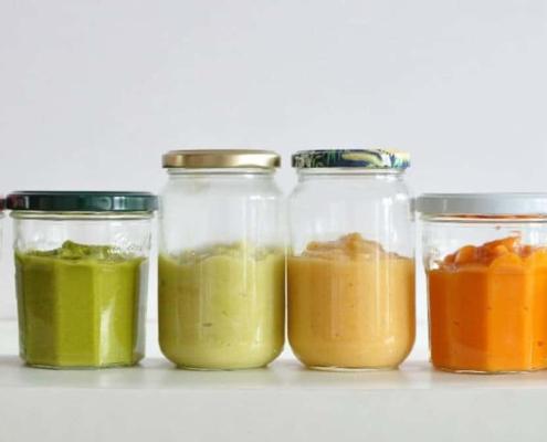 Como fazer receitas de papinhas nutritivas?