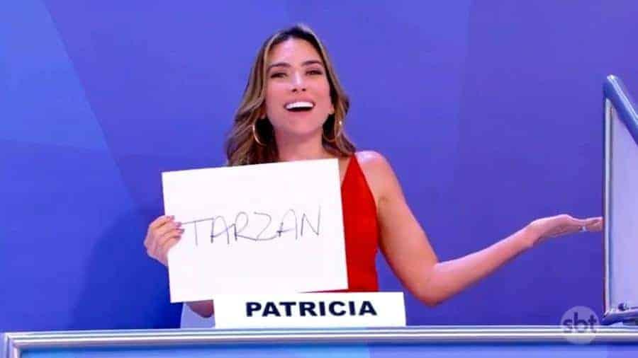 Patrícia Abravanel brinca que filho vai se chamar Tarzan