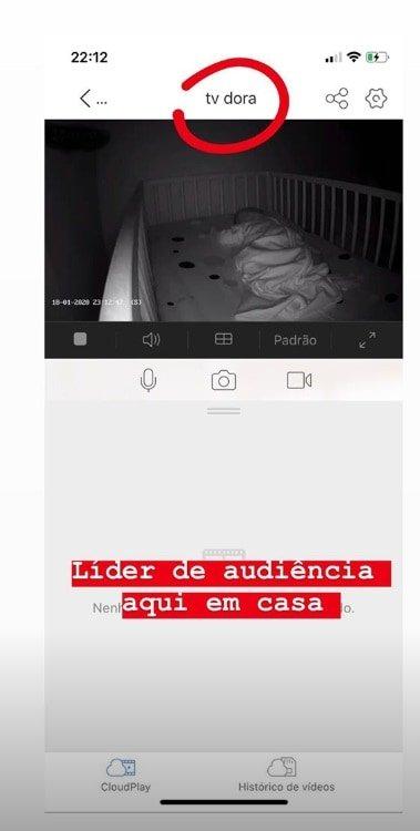 Bebê recém-nascida de Pedro Bial e Maria Prata