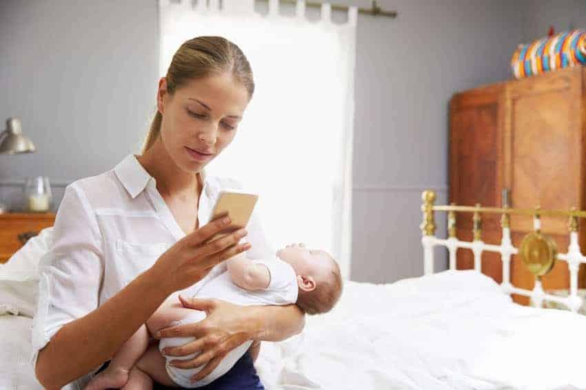 Na primeira consulta do recém-nascido leve as suas perguntadas anotadas