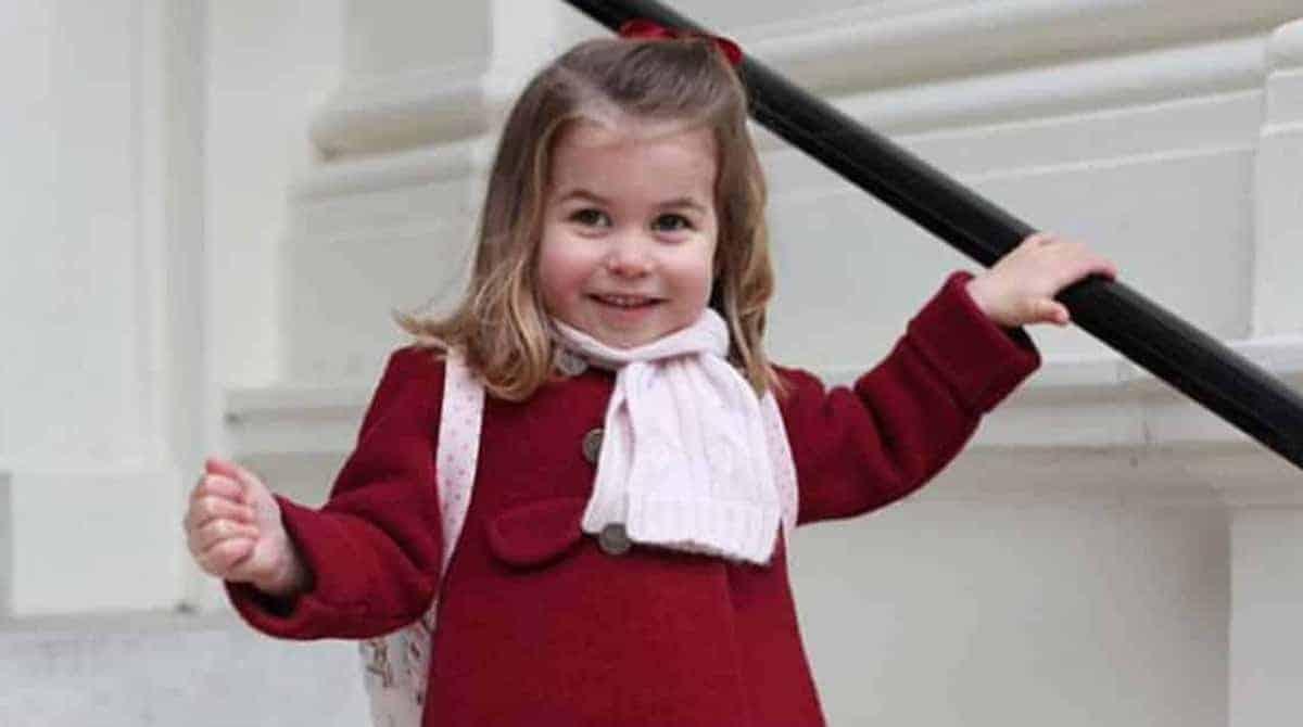 Sobre a fofa princesa Charlote saiba o que disse o príncipe William