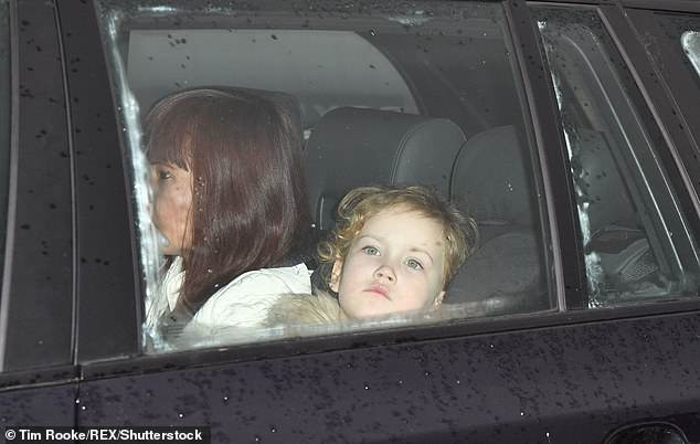 No casamento real Maud Windsor também será daminha