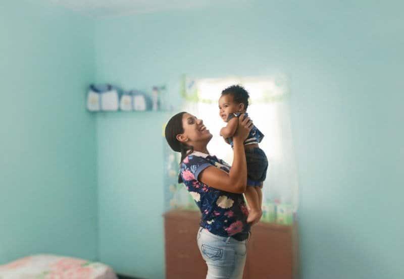 Cada vez mais famílias são beneficiadas pelo Criança Feliz