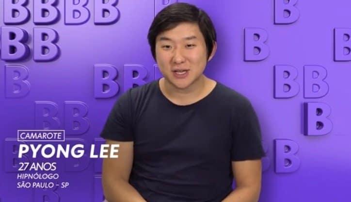 Pyong Lee participará do BBB20 com a noiva grávida