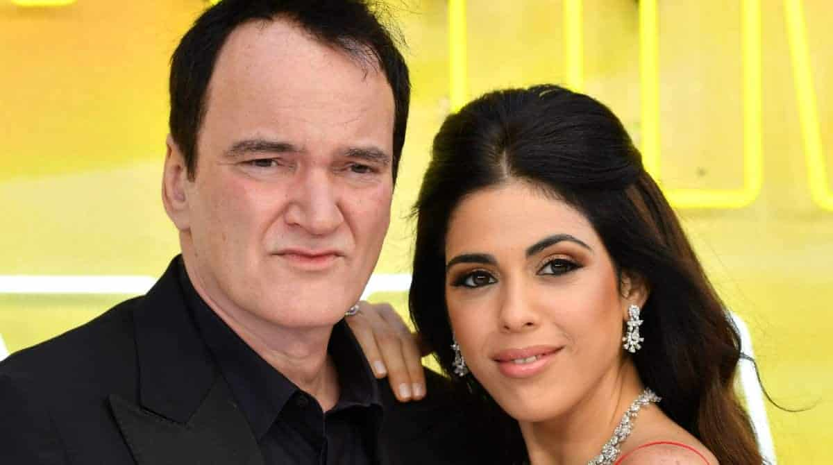 Quentin Tarantino acaba de se tornar pai