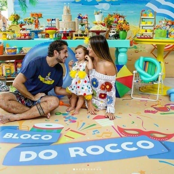 Acompanhe os detalhes da linda festinha do pequeno Rocco