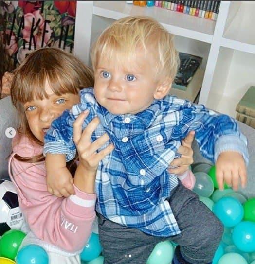 Com essa publicação Rafa Justus e o bebe Enrico Bacchi encantaram a internet