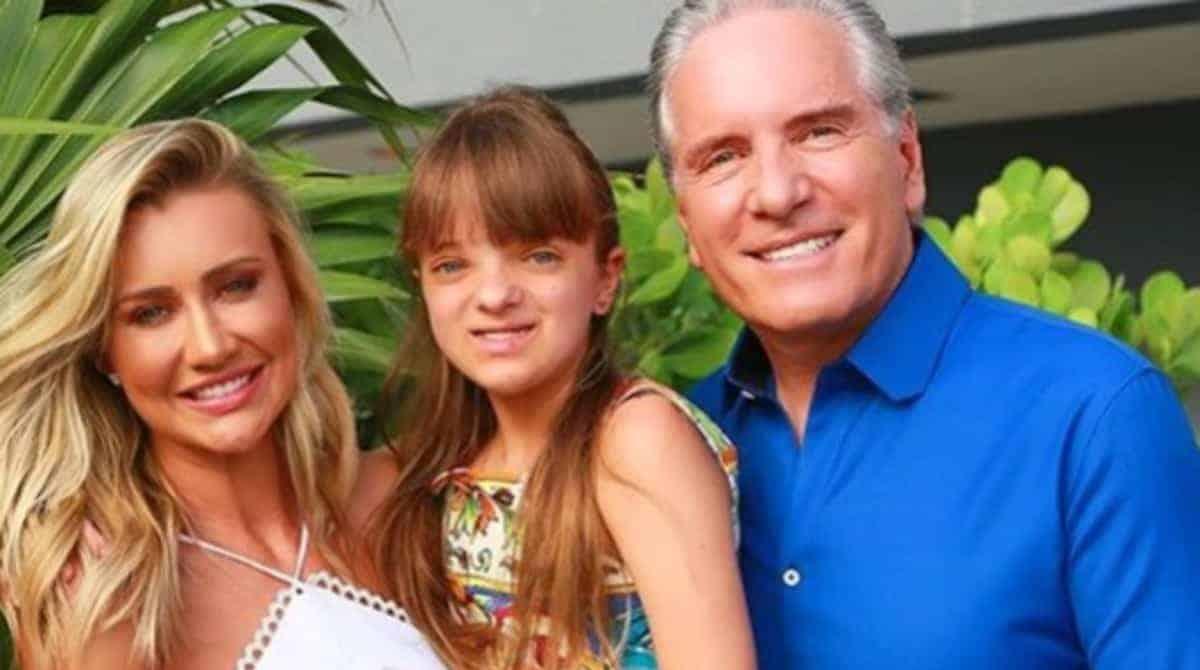 Rafaella Justus conheceu a irmã, filha de Roberto Justus