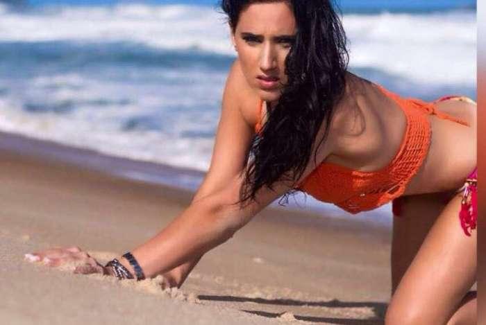 Camila Rodrigues uma fã será a mãe do filho de Gianecchini
