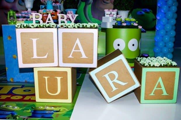 Laura, neta do Roberto Carlos, ganha linda festa de aniversário
