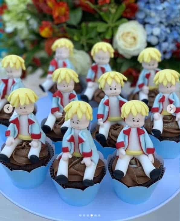 A maravilhosa decoração da festa de um ano de Arthur