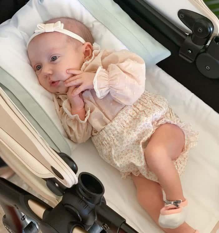 A bebê de Roberto Justus e Ana Paula Siebert