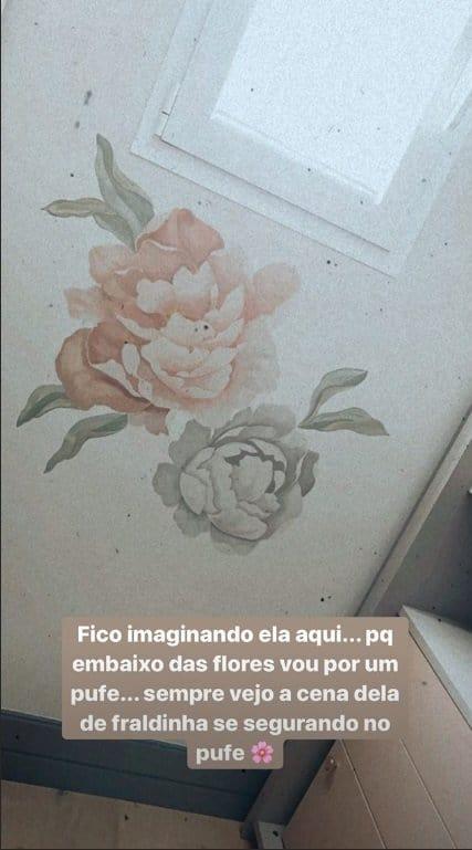 Detalhes do quarto da bebê do empresário Roberto Justus