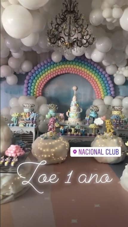 Festa da filha de Sabrina Sato e Duda Nagle