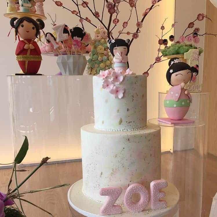 Publicação da festa da fofa Zoe
