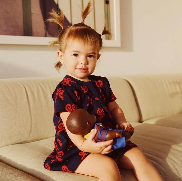 A bebê de Sabrina Sato e Duda Nagle