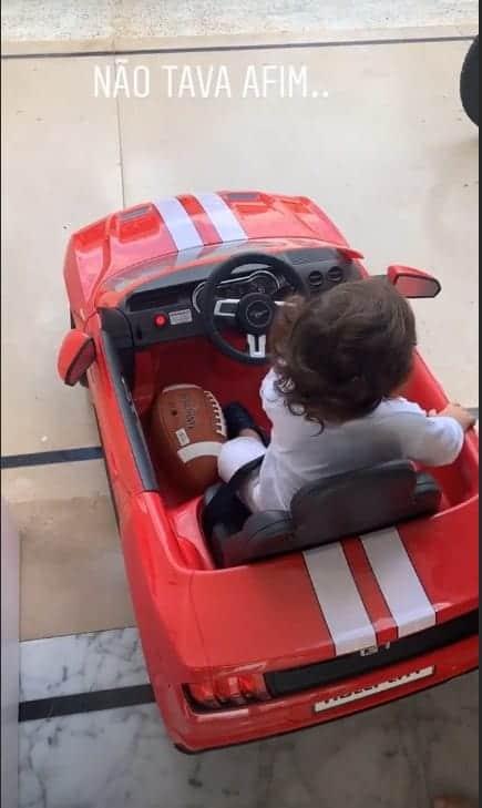 Bebê de Wesley Safadão com o chique presente que ganhou