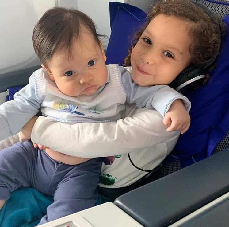 Filhos de Wesley Safadão estão internados