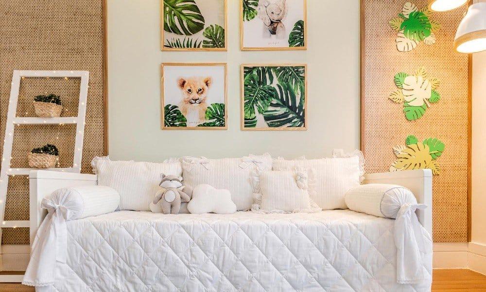 Fofos detalhes do quarto do neto de Silvio Santos