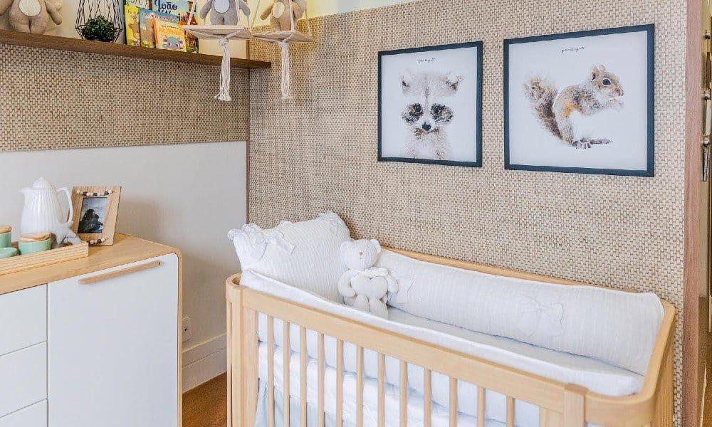 O encantador quarto do neto caçula de Silvio Santos