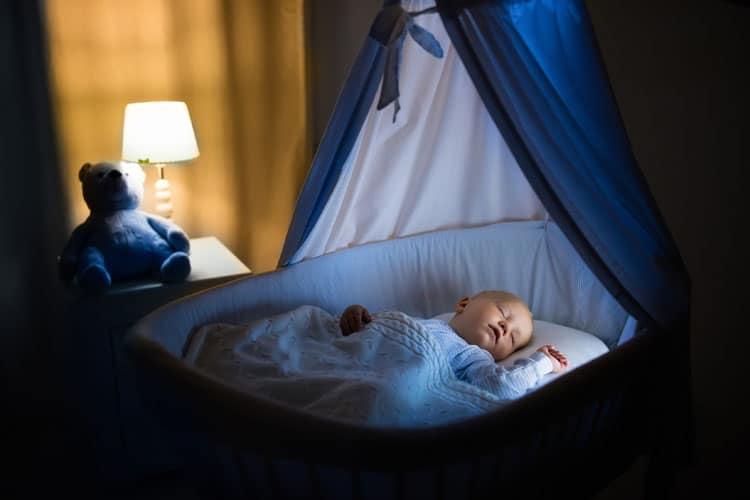 Dicas para melhorar o sono do bebê