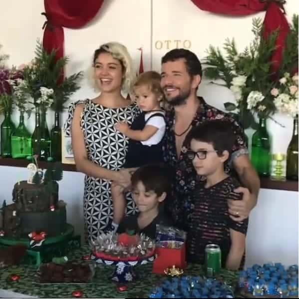 Veja os detalhes da festa de dois anos do bebê Otto, filho Sophie Charlotte e Daniel de Oliveira