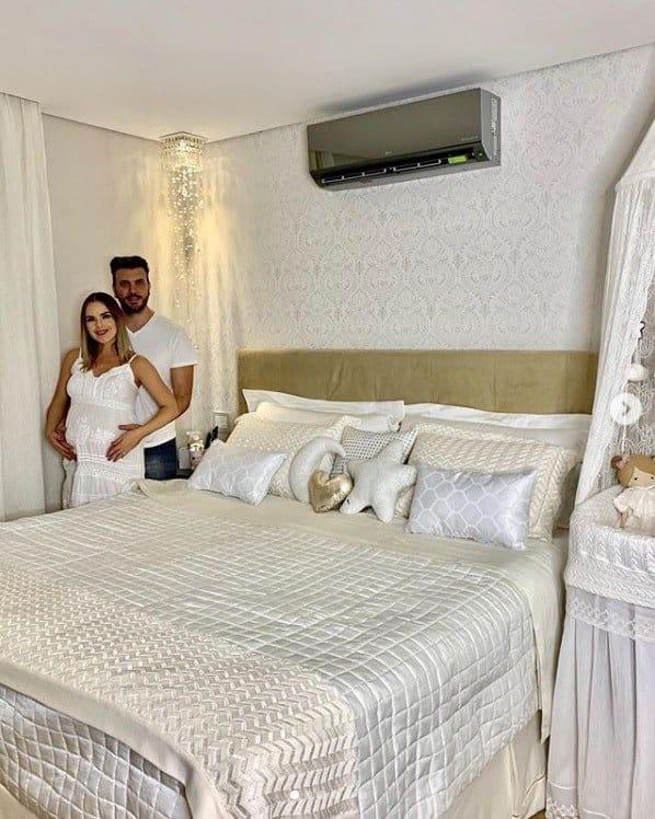 Imagem do quarto do casal