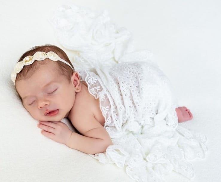 O lindo ensaio newborn da pequena Liz