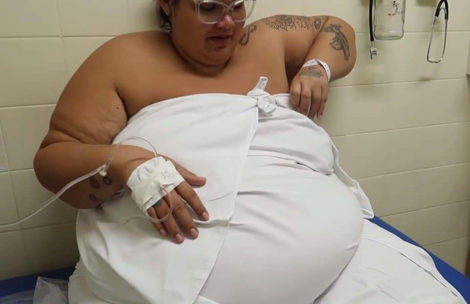 Thais Carla mostrou nascimento de sua filha