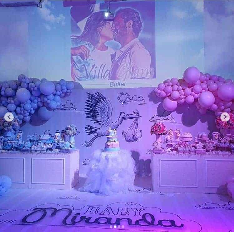 O chá revelação do filho de Thammy Miranda