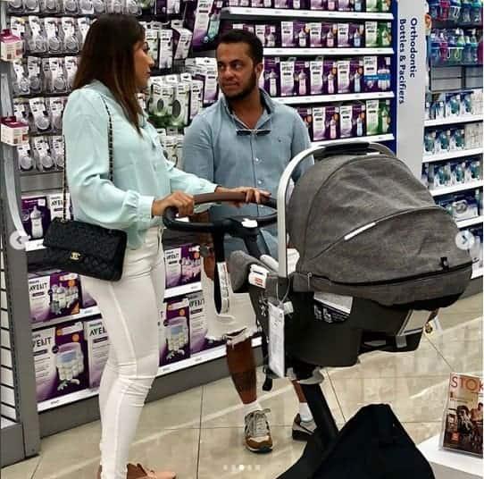 Thammy Miranda e Andressa Ferreira estão comprando o enxoval de seu bebê