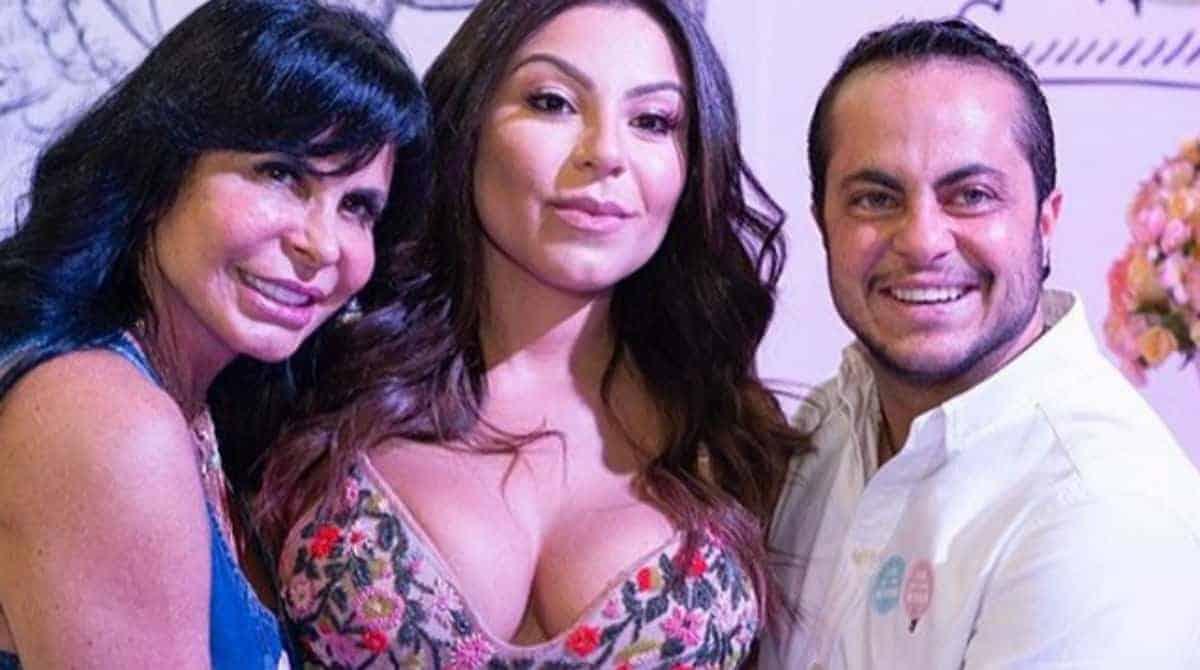Thammy Miranda mostrou o momento que Andressa Ferreira engravidou
