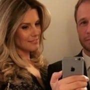 Esposa de Tiago Leifert mostrou seu barrigão de grávida