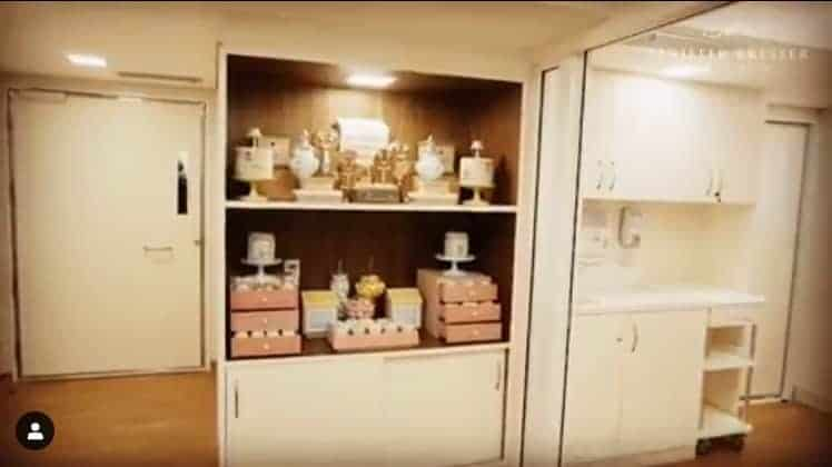 A linda decoração do quarto de maternidade de Ticiane Pinheiro