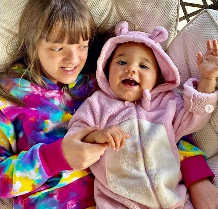 As duas filhas de Ticiane Pinheiro