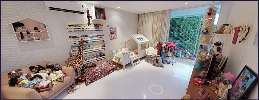 Publicação do quarto da Titi, filha de Giovanna Ewbank e Bruno Gagliasso