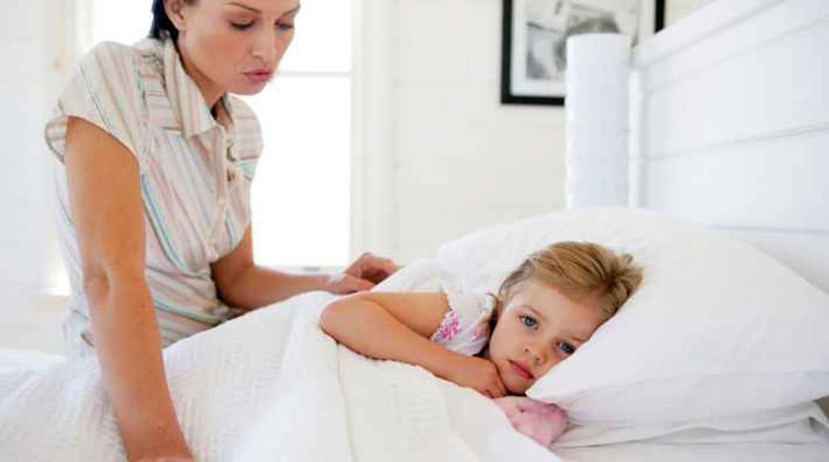 Saiba o que fazer quando o bebê está com virose